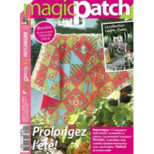 2011 - Magic Patch n°94 : Zestes d oranges