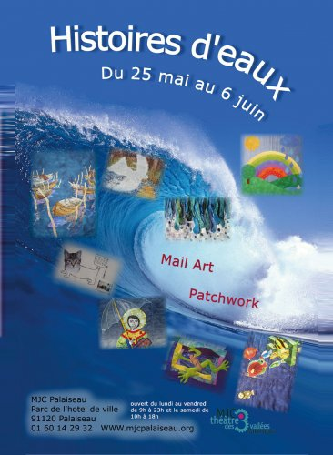 2010 - Magic Patch n°87 : Article sur Histoire d'eaux