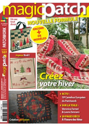2012 - Magic Patch n°96 : Voile de lune