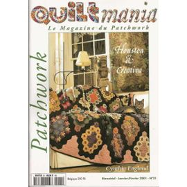 2001 - Quiltmania n°21 : Castelwall